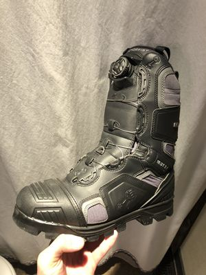 Motorfist alpha boa snowmobile boots for Sale in Kirkland, WA