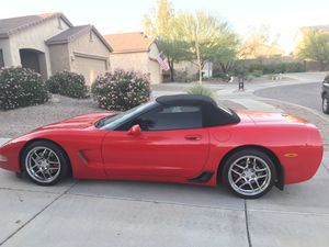 1999 Chevy convertible corvette for Sale in Oro Valley, AZ