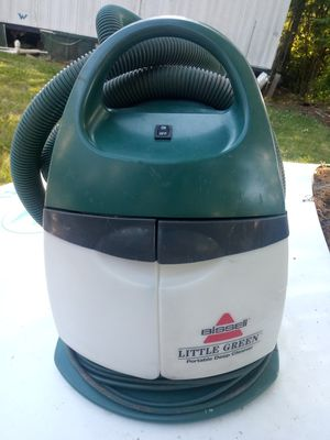 Bissell Little Green Portable Deep Clean for Sale in Gainesville, GA