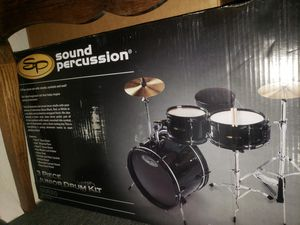 Sound percussion junior drum set for Sale in Riverside, CA