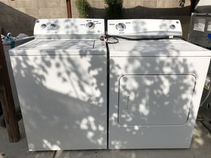 Kenmore washer and electric dryer $190 both for Sale in South Pasadena, CA