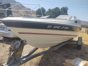 Bayliner project boat with trailer for Sale in Lake Elsinore, CA