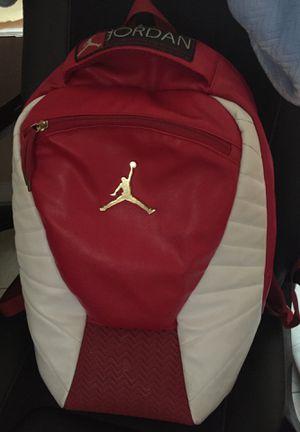 Red Jordan backpack for Sale in Tampa, FL