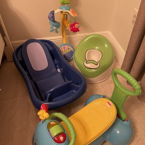 All Baby Toys and Accessories For $25 for Sale in Miami, FL