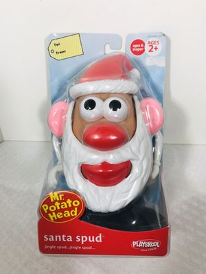 2008 Playskool Hasbro Mr. Potato Head Santa Spud for Sale in Pawtucket, RI