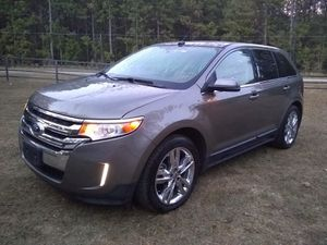 2012 Ford Edge Limited for Sale in Wetumpka, AL