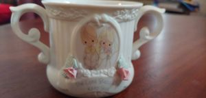 PRECIOUS MOMENTS WEDDING CUP for Sale in Plant City, FL