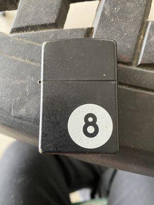 8 ball Zippo lighter for Sale in Hemet, CA