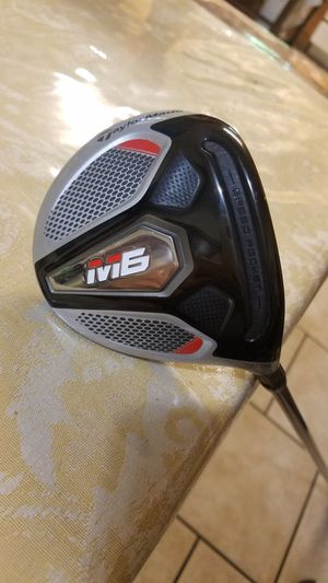 NEW! 2019! TAYLORMADE M6 GOLF CLUB 3 WOOD for Sale in Grand Prairie, TX