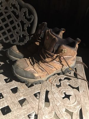 Merell boots 9.5 men for Sale in San Dimas, CA