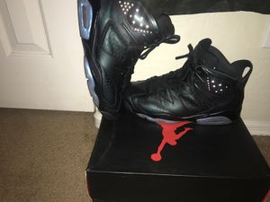 Retro 6 size 13 for Sale in Laveen Village, AZ
