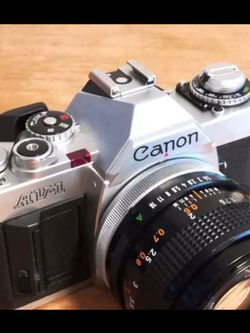 Canon AV-1 film camera for Sale in Beaverton,  OR