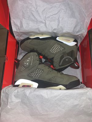 Travis Scott 6's size 8.5 for Sale in Winter Garden, FL
