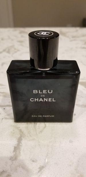 1.7 oz Chanel De Bleu For Men Fragrance for Sale in Forest Heights, MD