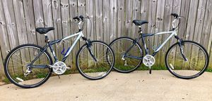 His and Her TREK 7200 Multitrack Bikes for Sale in Murfreesboro, TN