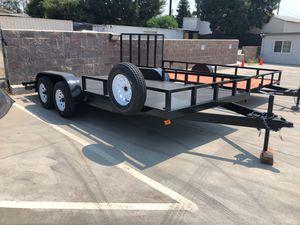 8.5 x 16 Car Hauler BRAND NEW for Sale in Fontana, CA