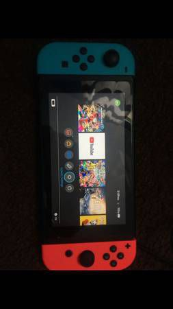 Nintendo Switch comes with everything for Sale in Willingboro, NJ