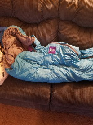 North Face Lightrider Down Sleeping Bag for Sale in Ferndale, WA