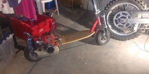 49 cc speed demon scooter for Sale in Spokane, WA