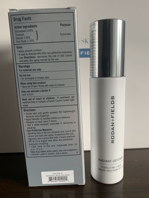 Rodan and Fields Radiant Defense, SPF 30, Golden 4 for Sale in Mesa, AZ