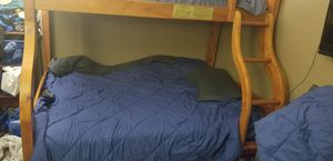 Bunk bed for sale(matress not included) for Sale in San Jose, CA