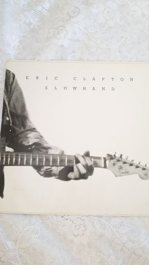 ERIC CLAPTON SLOWHAND VINYL LP RECORD ALBUM for Sale in Cypress Gardens, FL