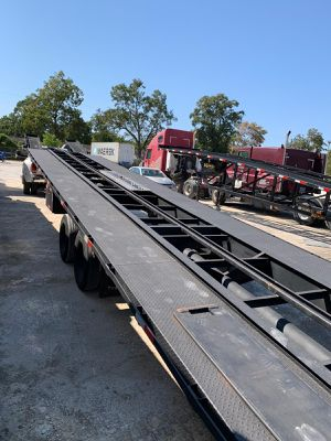 2007 big tex 4 car hauler for Sale in Channelview, TX