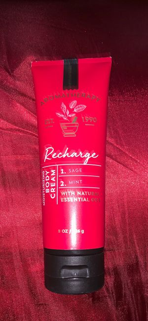 Recharge body cream bath and body works for Sale in Avis, PA