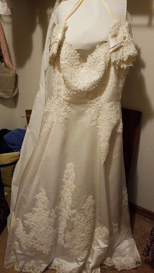 David's Bridal dress size 18 for Sale in Valrico, FL