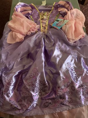 Rapunzel toddler costume small 4t-6x for Sale in Norwalk, CA