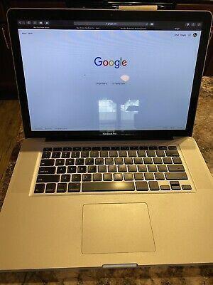 Macbook pro 15 for Sale in Fair Oaks, PA