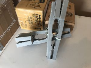 RV canopy wind tension holders/clamps for Sale in Colgate, WI