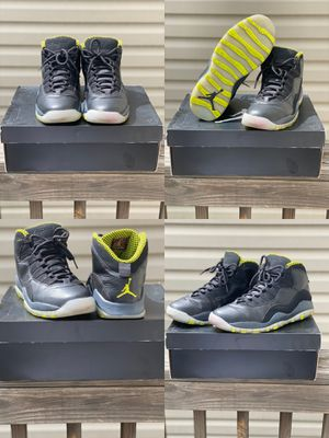 "Jordan 10 Retro ""Venom Green"" for Sale in Harrisonburg, VA"