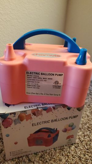 Electric balloon pump for Sale in Parlier, CA