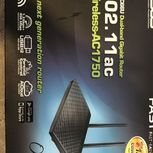 ASUS RT-AC66U Router for Sale in Jacksonville, FL