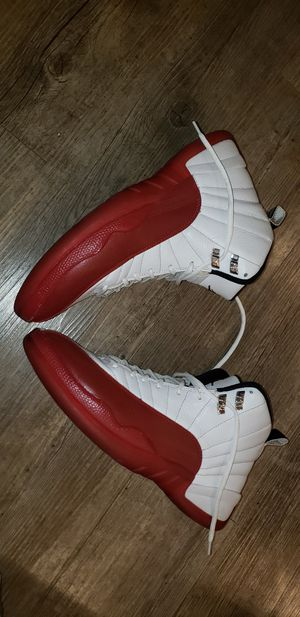 Original Cherry 12 Sz 10.5 used for Sale in Irving, TX