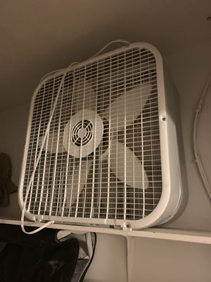 Box fans for Sale in Tacoma, WA