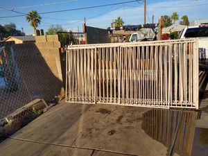 55' of Pool fencing including gate for Sale in Phoenix, AZ