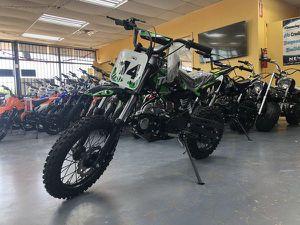 DB14 semi automatic dirt bike on sale for Sale in Grand Prairie, TX