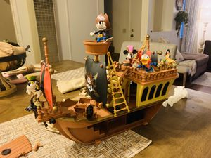 Mickey Mouse Pirate Of The Caribbean Ship for Sale in San Diego, CA