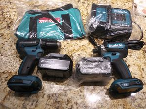 Makita Combo BRUSHLESS LXT for Sale in Miami, FL