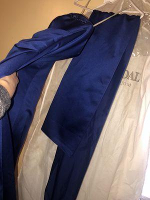 Royal blue Formal dress for Sale in Atlanta, GA