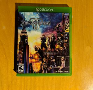 Kingdom Hearts 3 for Sale in Fairfax, VA