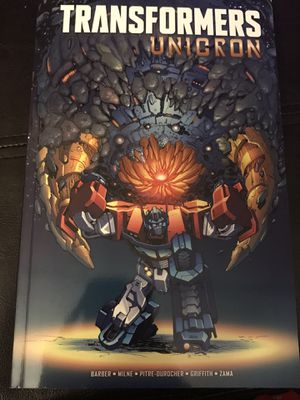 Transformers unicron comic collection for Sale in Chicago, IL