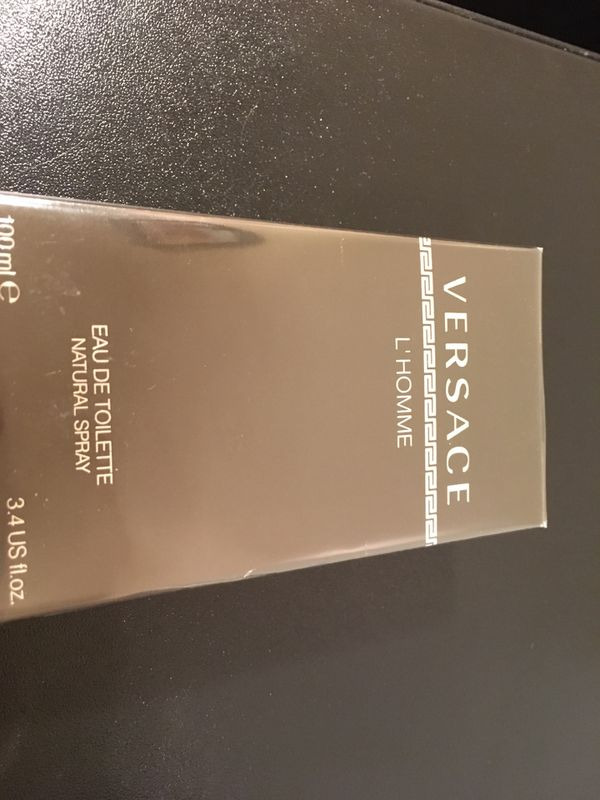 Versace cologne