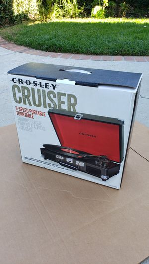 Crosley Cruiser: Record Player for Sale in Los Angeles, CA