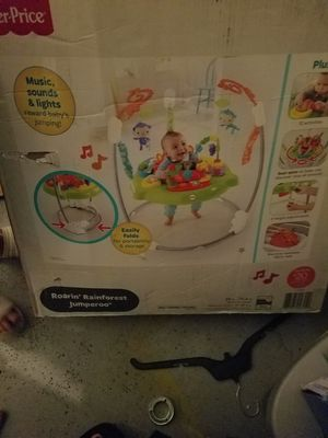 Fisher price jumperoo for Sale in Phoenix, AZ