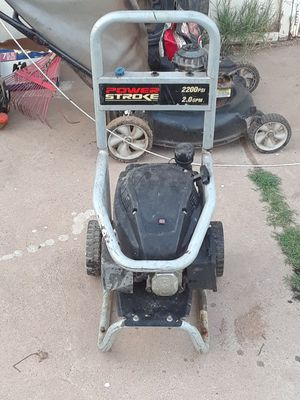 Power stroker pressure washer for Sale in Phoenix, AZ