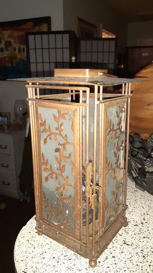 Copper candle holder for Sale in Las Vegas, NV