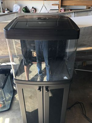 Bio cube 29G with everything for Sale in Keller, TX